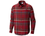 Columbia-Men-039-s-Red-Element-Cornell-Woods-L-S-Flannel-Retail-60 thumbnail 3