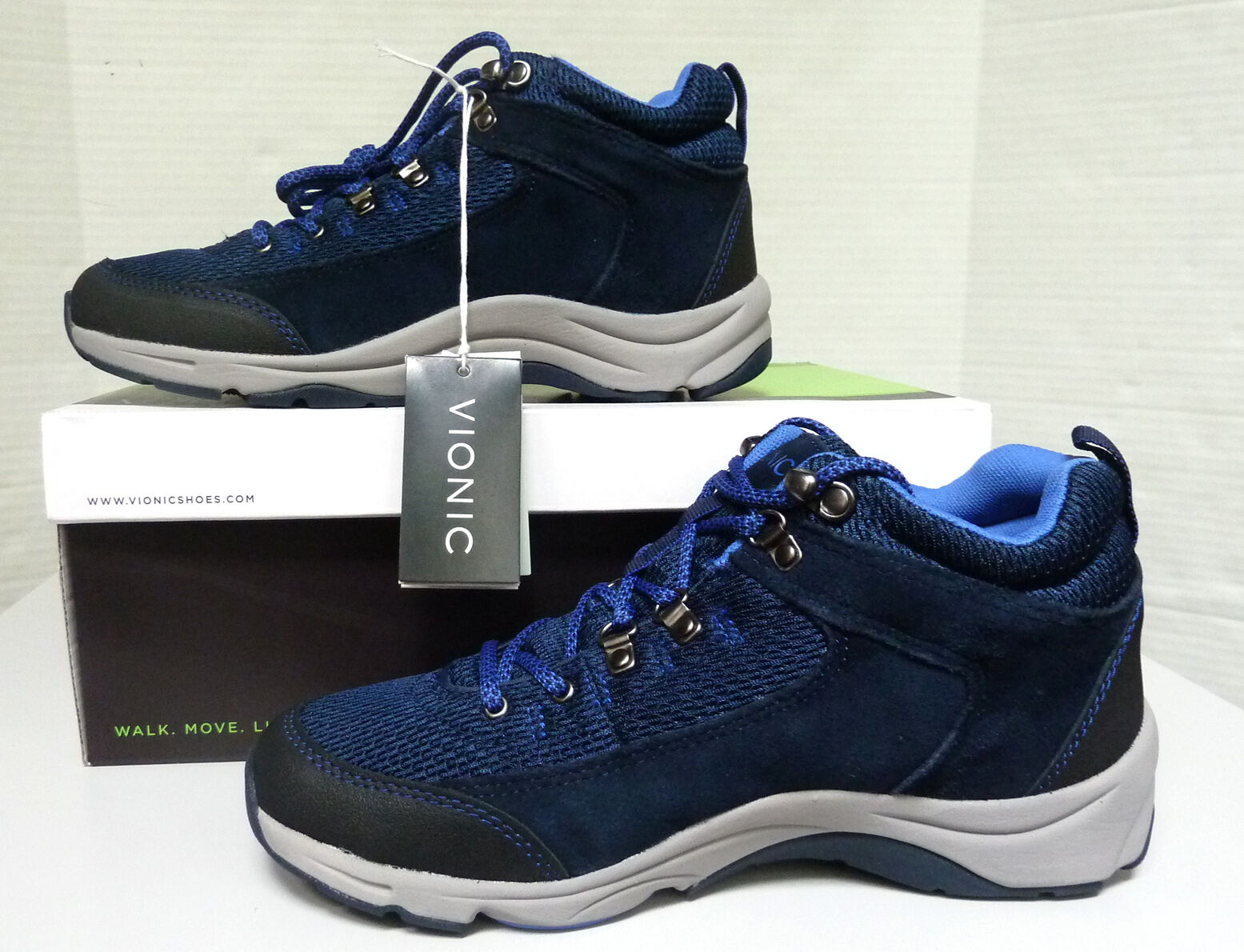 Damens`s Vionic with Walker Orthaheel Technology Cypress Trail Walker with Schuhes Ankle Stiefel b2b8f7
