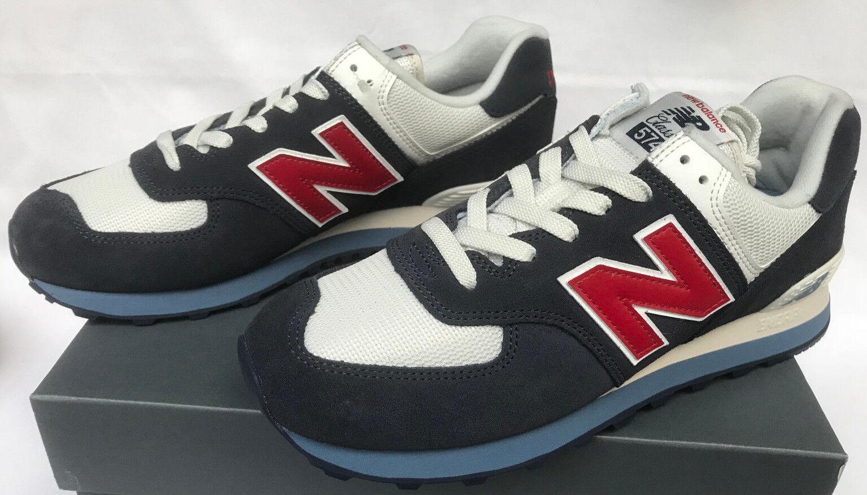 finest selection 316c6 8238e New Balance 574 Core Plus Classic ML574ESC Retro Retro Retro Chili Running  Shoes Men s 7 D