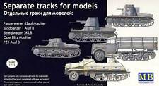 Tracks Einzelkettenglieder Panzerwerfer Maultier Jagdpanzer 1 B 3KLB PZ I - 1:35