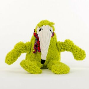 Hugglehounds WILD THINGS Knottie  ANTEATER Squeaker Dog Toy LARGE