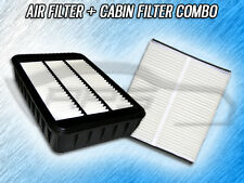 AIR FILTER CABIN FILTER COMBO FOR 2011 2012 2013 2014 2015 MITSUBISHI LANCER