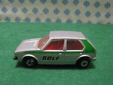 Vintage - Vw. GOLF                  -  Matchbox S.fast n° 7