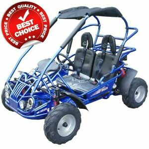 Details about BEST SELLER w/ REVERSE!!! Go Kart For Sale - TrailMaster Mid  XRX-R - NEW