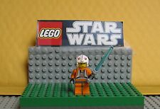"STAR WARS LEGO LOT MINI FIGURE--MINI FIG--""  LUKE SKYWALKER - X WING PILOT--4500"