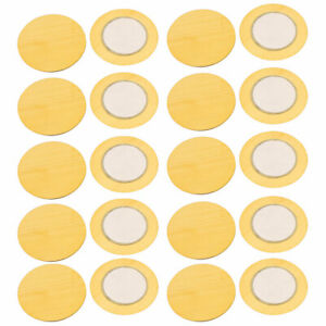 20pcs-27mm-Diameter-Piezo-Discs-Piezoelectric-Ceramic-Copper-Buzzer-Film-Gasket