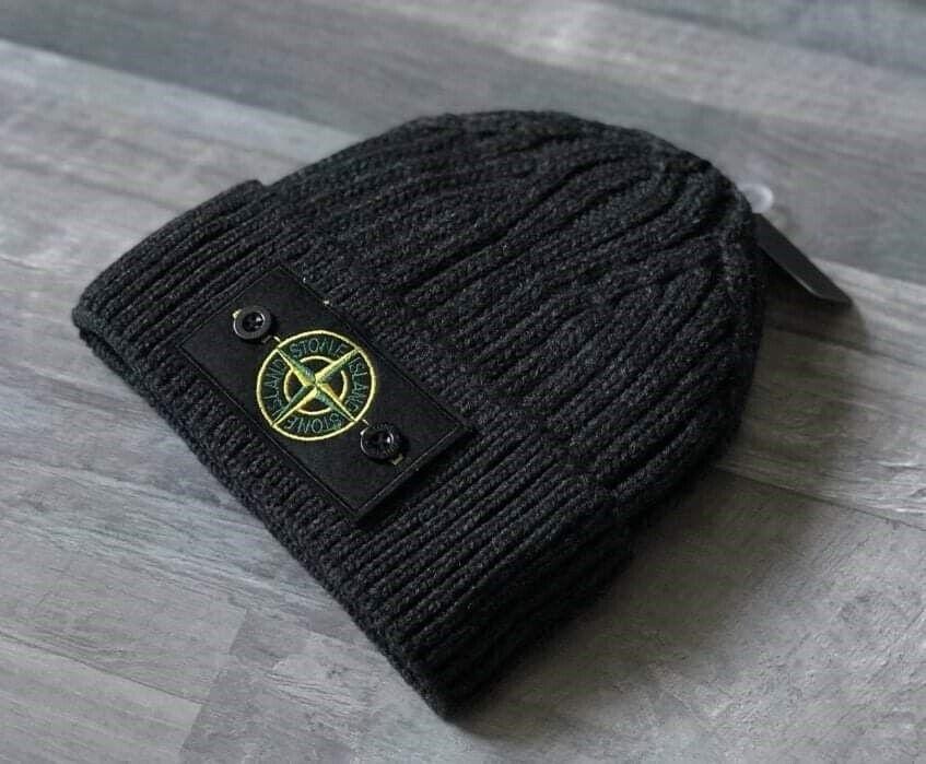 Hat, Stone island , Wool