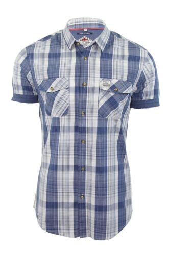 Mens Short Sleeve Summer Shirt by Threadbare