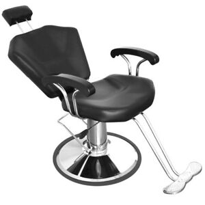 Marvelous Details About Adjust Reclining Hydraulic Barber Chair Salon Hairdress Tattoo Beauty Furniture Ibusinesslaw Wood Chair Design Ideas Ibusinesslaworg