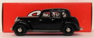 Somerville-Models-1-43-Scale-148-1937-Rover-P2-6-Light-Black