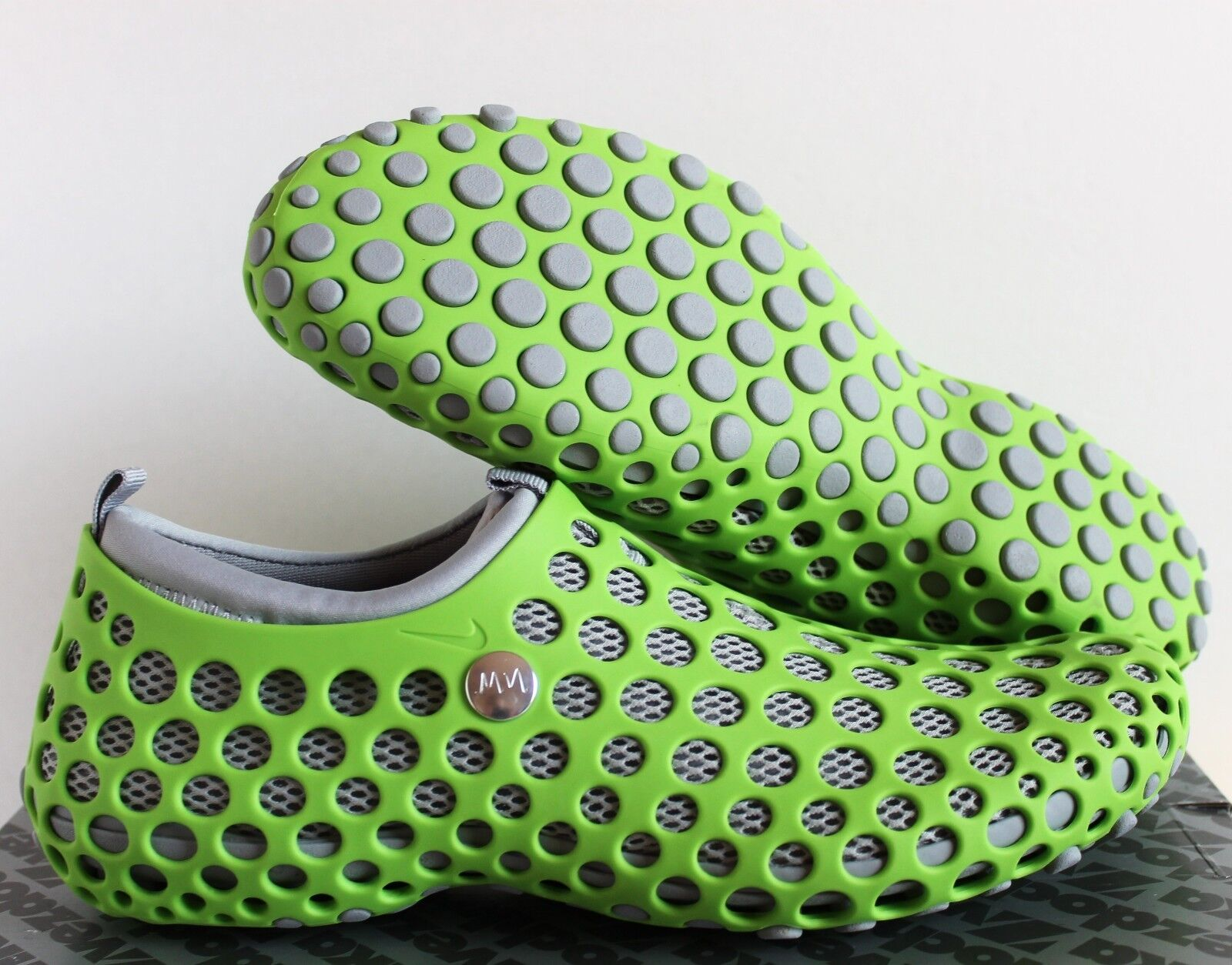 Nike ZVEZDOCHKA SP  MARC NEWSON NEWSON NEWSON  KIWI verde Uomo sz 5  Wmns sz 6.5  [749431-300] 2234dd