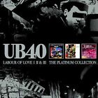 Labour of Love I, II & III: The Platinum Collection [Box] by UB40 (CD, Jun-2003, 3 Discs, Virgin)