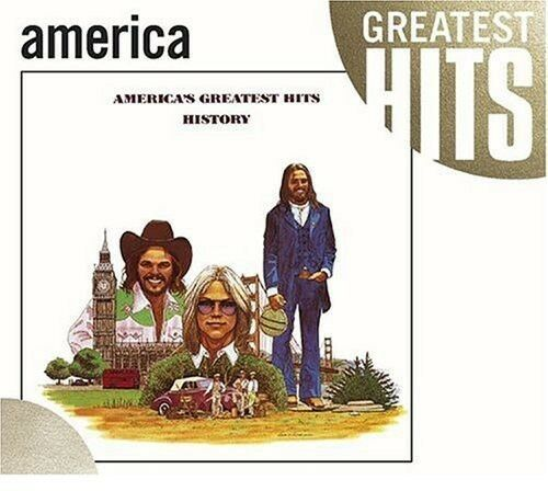 1 of 1 - America - History America's Greatest Hits [New CD] Repackaged