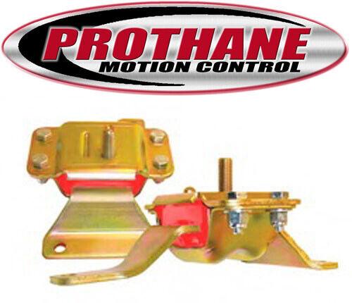 Prothane 6-504 1996-2004 Ford Mustang 4.6L 5.4L V8 Motor Mounts Red