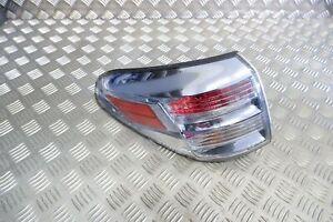 LEXUS-RX450H-2009-2012-Izquierda-Luz-Trasera-Lampara-81561-48250-danado