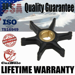 Water Pump Impeller Replacement for Johnson Evinrude OMC Outboard 377178 775519