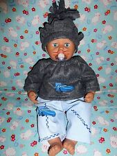 """New Disney Cars dolls outfit clothes baby boy annabell chou reborn 19"""" 20"""" ,"""