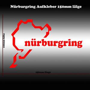 n rburgring tuning dtm formel 1 motorsport sticker aufkleber ebay. Black Bedroom Furniture Sets. Home Design Ideas