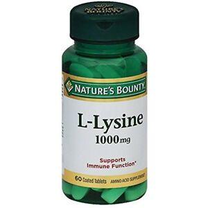 Lysin Herpes