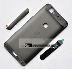 newest e5054 416ca Details about For Huawei Google Nexus 6P H1511 black Housing Back Battery  Door Cover
