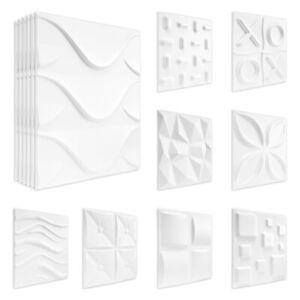 2qm 3D Wandpaneele Wandverkleidung Decken Tapete Deckenplatten Polystyrol HEXIM