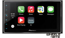"Pioneer SPH-DA120 APPLE Car Play 6.2"" Inch Capacitive Touch Screen GPS Bluetooth"