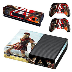 Xbox One Skin Sticker Vinyl For Console 2 Controllers Assassin S