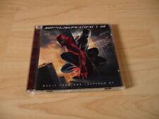 CD Soundtrack Spider-Man 3 - 2007 - Snow Patrol The Killers Beatsteaks ...