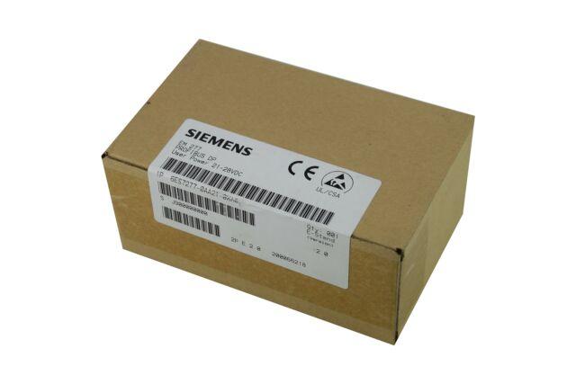 Siemens simatic S7 EM277 6ES7 277-0AA21-0XA0 //// 6ES7277-0AA21-0XA0