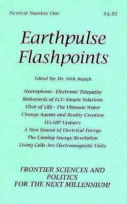 Earthpulse Flashpoints : New Text