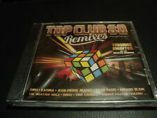 "CD NEUF ""TOP CLUB 80 - REMIXES"" Ken LASZLO, Thierry PASTOR, Jean-Pierre MADER, ."