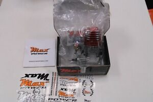 Glorieux Motore Max Power Mx21 Max M3 Diamantato By Massimi Fantini Su Base Novarossi
