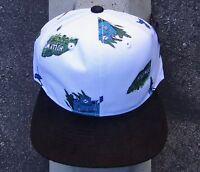 The Hundreds Skate Stay White Mens Strap Snapback Hat One Size
