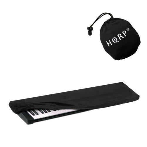 HQRP Funda antipolvo cubierta para Yamaha teclado de 61-76-teclas sintetizador