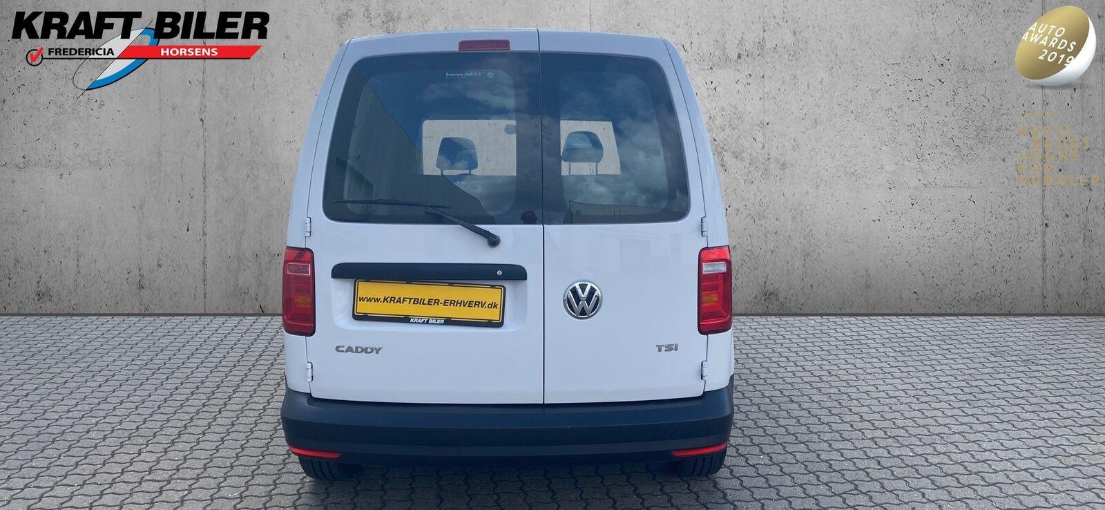 Billede af VW Caddy 1,2 TSi 84 Van
