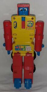 My First Transformers Dump Truck  Vintage Playskool Robot A-8 Takara Robot