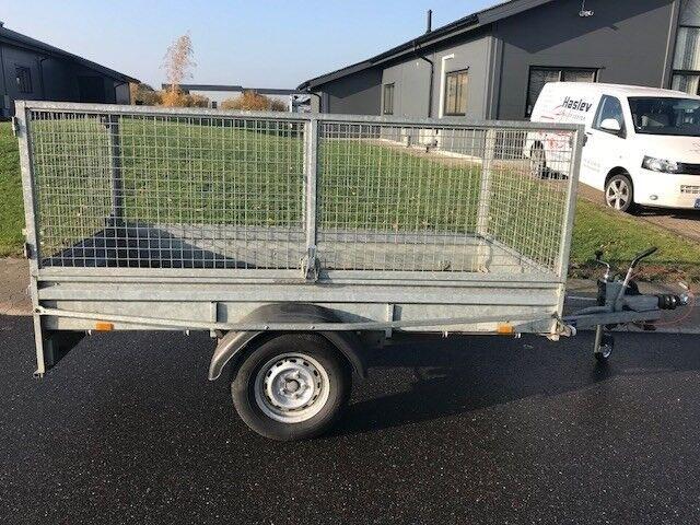 Trailer, Brenderup L750 med bremser Årg. 2012, lastevne
