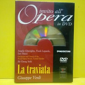 DVD-N-17-Invito-all-039-Opera-in-DVD-DeAgostini-La-Traviata-NUOVO-Blisterato