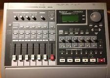 Roland VS-840EX Digital 8-Track Studio Workstation Mixer Recorder w/ 3 disks