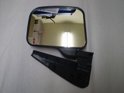 Subaru Sambar Right Front Manual Door Mirror Model 1990-1998 KS3 KS4 KV3 KV4