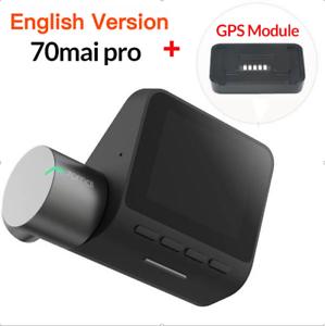 XIAOMI-70mai-Pro-1944P-Car-DVR-HD-Dash-Cam-English-Version-With-GPS-Module