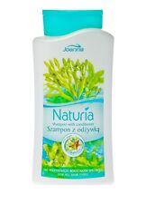 JOANNA NATURIA 2in1 SHAMPOO & CONDITIONER WITH SEA ALGAE BIG SIZE 500ml