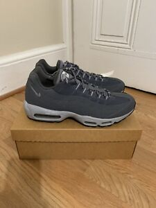 check out 6e33f e2dd5 Image is loading Nike-Air-Max-039-95-Dark-Wolf-Grey-