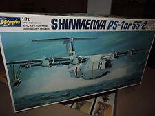 HASEGAWA 1/72nd SCALE JAPANESE SHINMEIWA PS-1 OR SS-2 #  JS-062