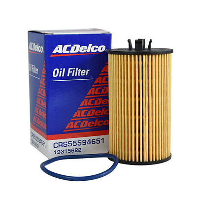 Genuine OEM ACDelco Oil Filter For Chevrolet Aveo Cruze ...