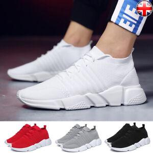 Men Athletic Sneakers Trainers Sock