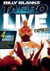 Billy Blanks Express Live 0013132607474 DVD Region 1
