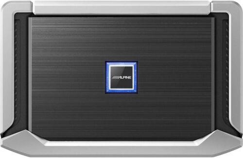 ALPINE 700W X-Series Class-D 4-Channel 2 ohm Stable AmplifierX-A70F