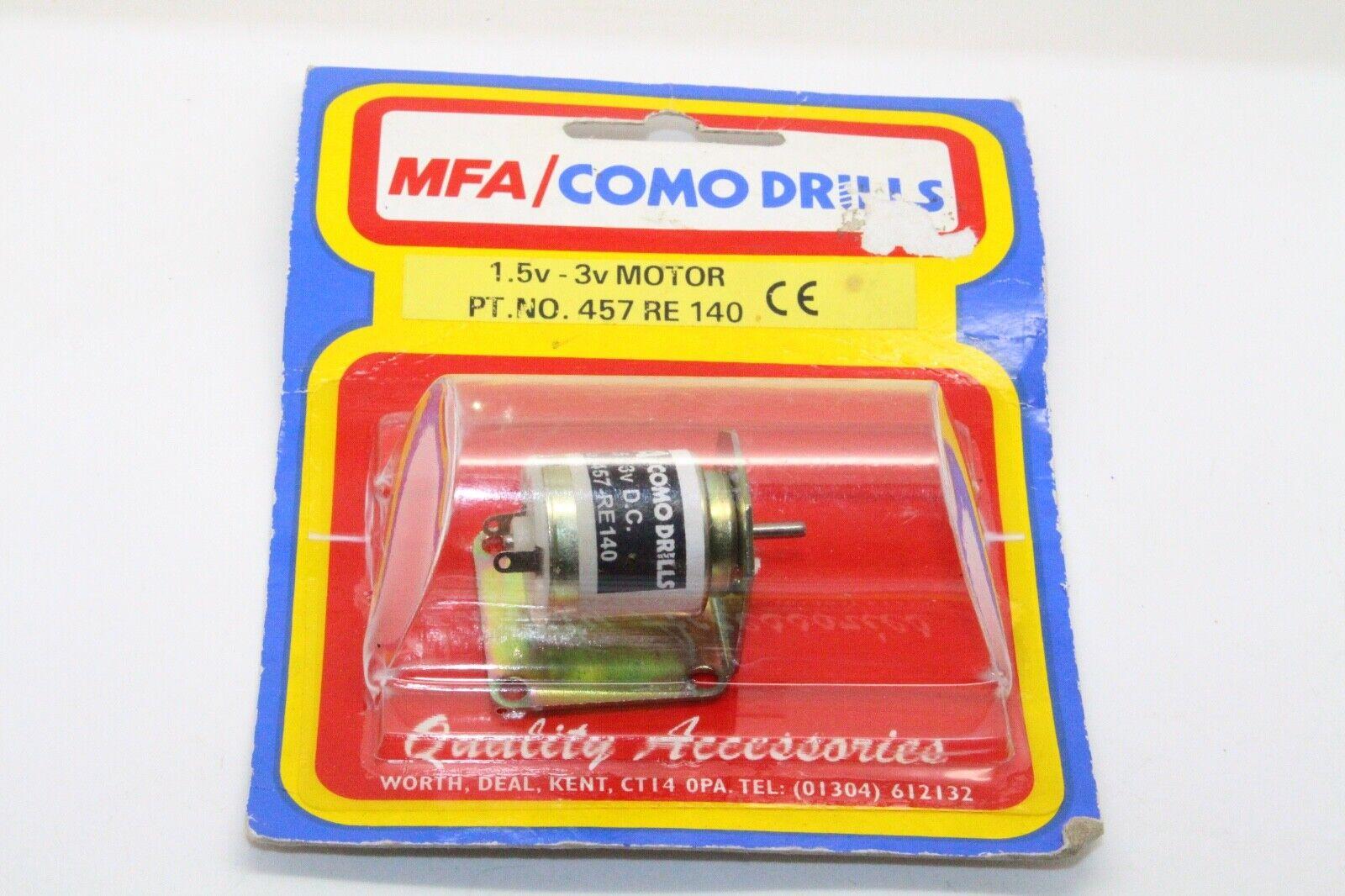 MFA 457RE140 Motor avec support de montage