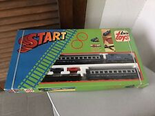 VINTAGE# TRAIN TRENO SET LIMA START LINER 8920 RARE#NIB SEALED BOX